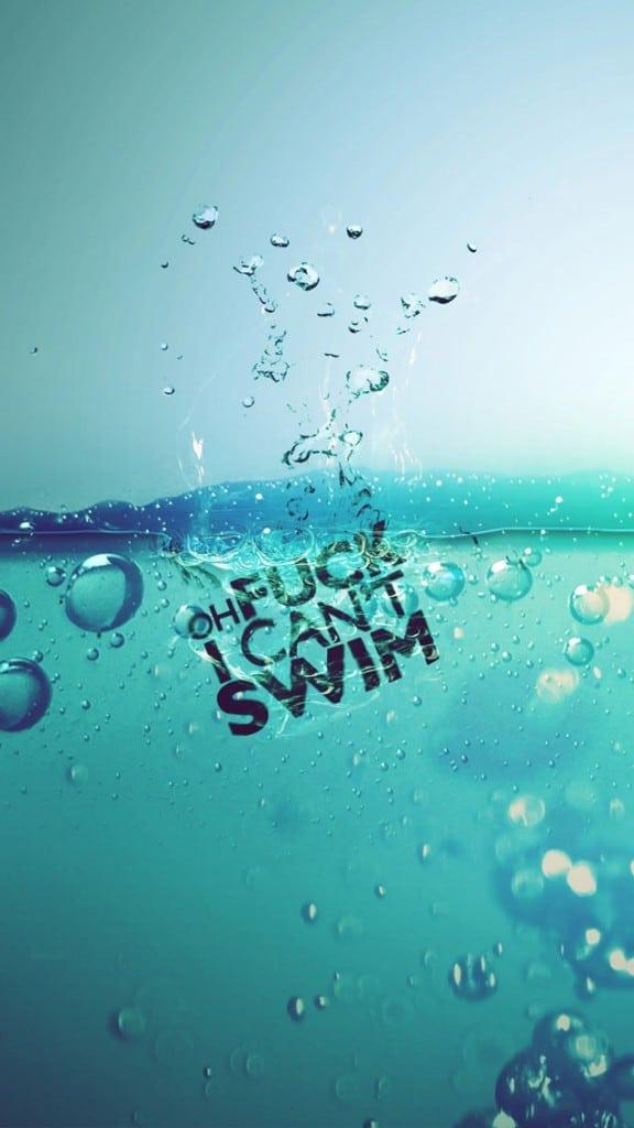 Я не умею плавать