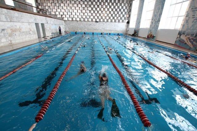Рязанский городской дворец детского творчества бассейн