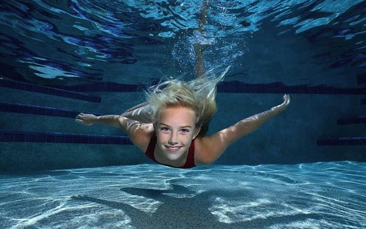 Хочешь научиться плавать?