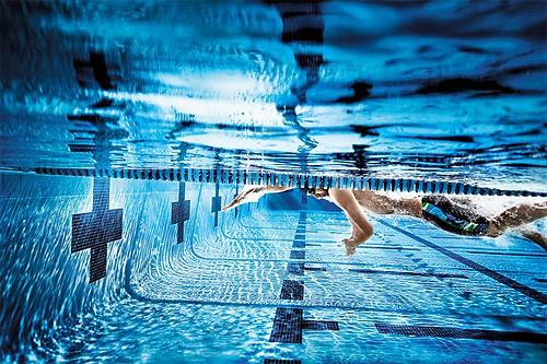 Тренировка Плавание в бассейне