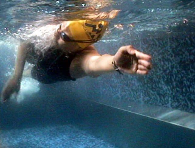 Техника дыхания в вольном стиле при плавании