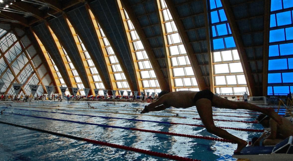 Старт на чемпионате мира по плаванию Казань 2015