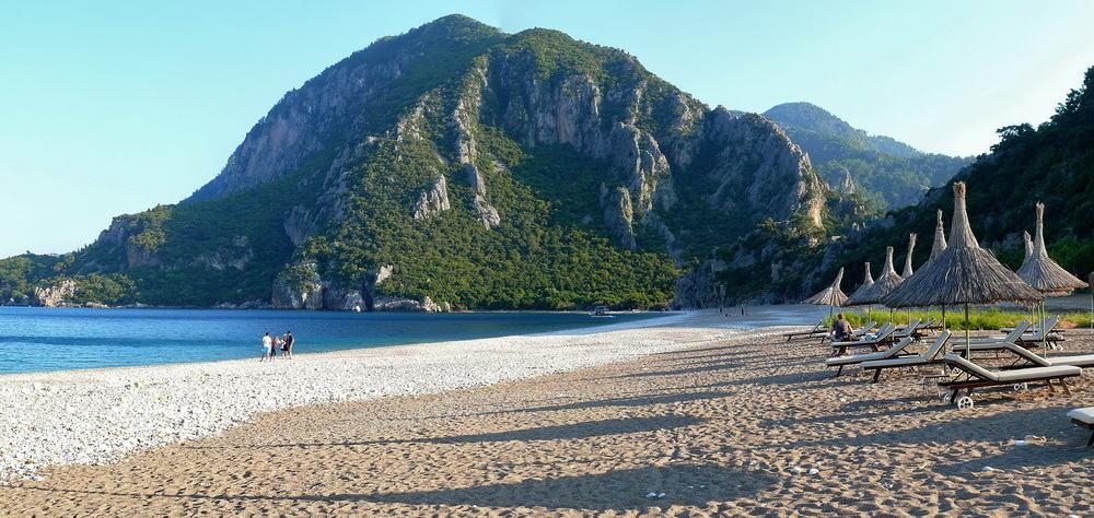 Чирали Турция плавательный лагерь