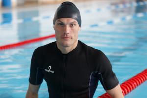 Юрий Попов, плавание брассом - Обучение взрослых плаванию в Рязани