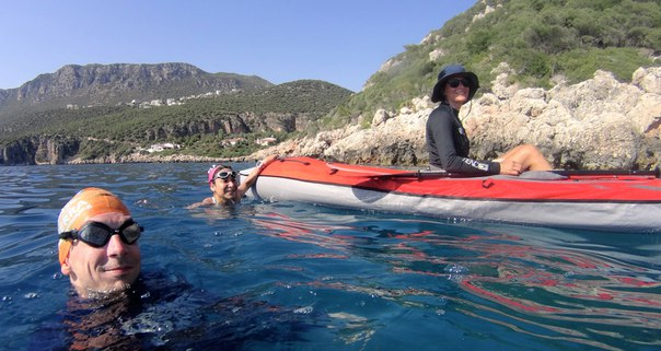 Обучение плаванию в плавательных лагерях Средиземное море