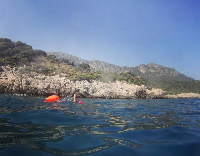 Плавание вокруг островов в Средиземном море Турция