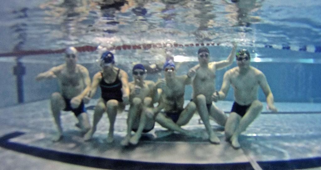 Обучение плаванию кролем в Рязани