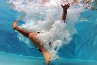 Бесшумное плавание