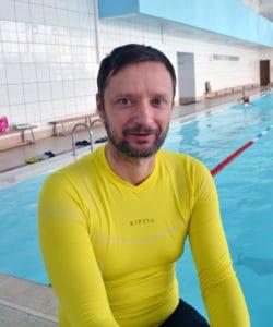 Тренер Александр Горбачёв